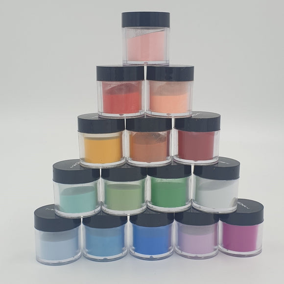 MARK - Acrylic Colour Powder - Mix Colours - 15 x 7g