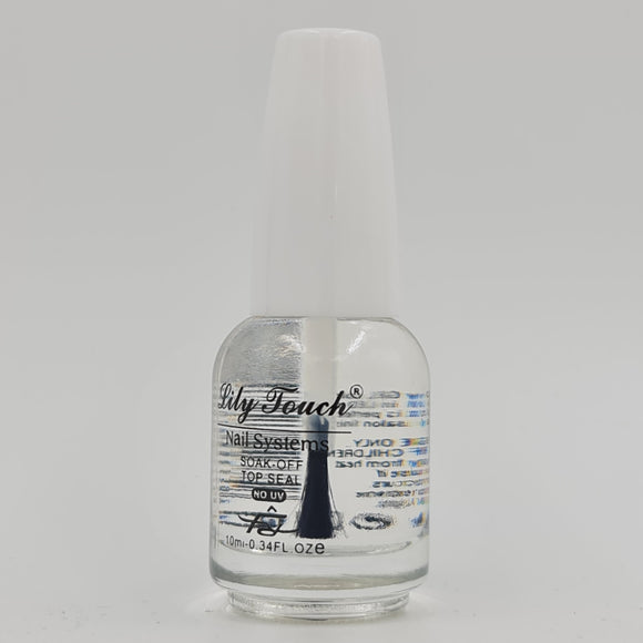 Lily Touch - Nail Polish - Top Seal (Non UV)