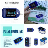 Fingertip Pulse Oximeter - LK87