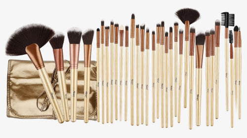 Makeup Brush Set - 32 Piece