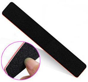File - Black - Rectangle - 1pcs