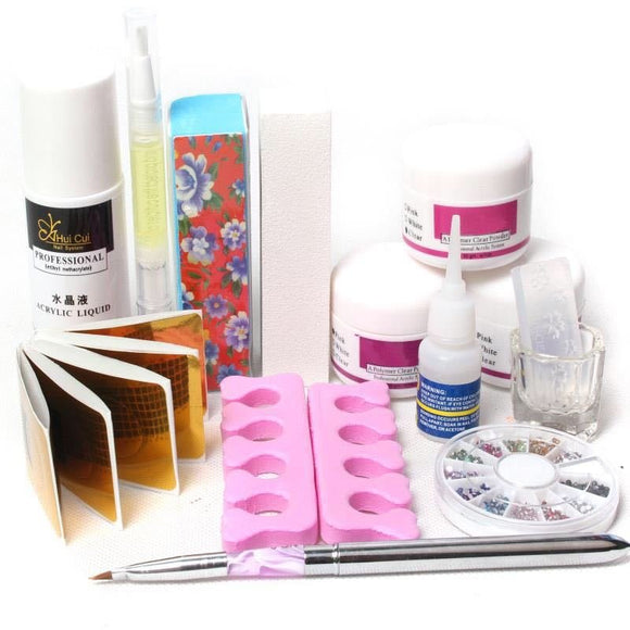 Acrylic Nail Kit - Small
