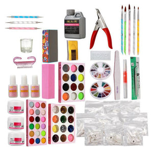 Acrylic Nail Kit - 22pcs