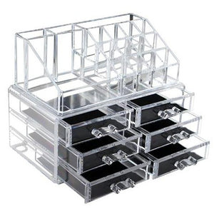 Organizer - Cosmetic Storage - 6 Draws