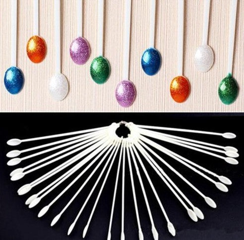 Colour Display -Spoon - 100pcs