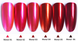 AS - UV Gel Polish - Metal