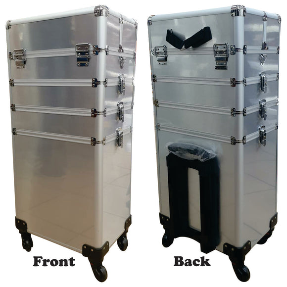 Storage Case - Professional Beauty Case / Make up Case - 4 Layer
