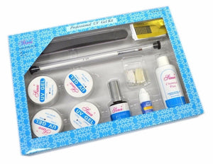 UV Gel Basic Kit - 11pcs