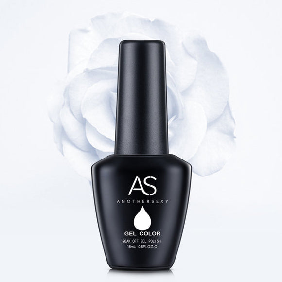 AS - UV Gel Polish - White