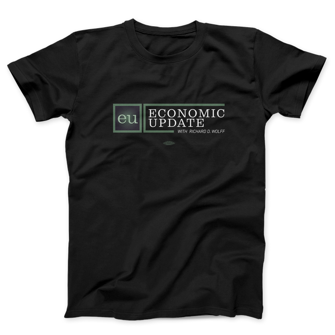 Economic Update Logo T-Shirt