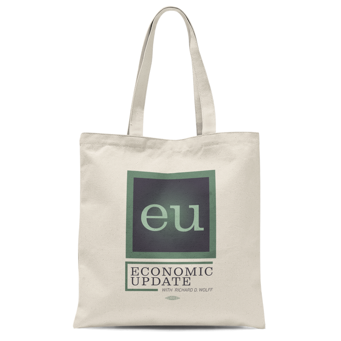 Economic Update Tote Bag