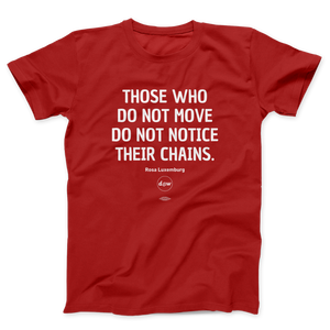 Rosa Luxemburg Quote T-Shirt