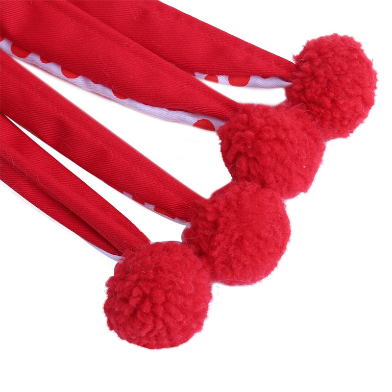 Jester's Hand Wangly Dangling Balls Cat Toy - Unique Cat Gifts