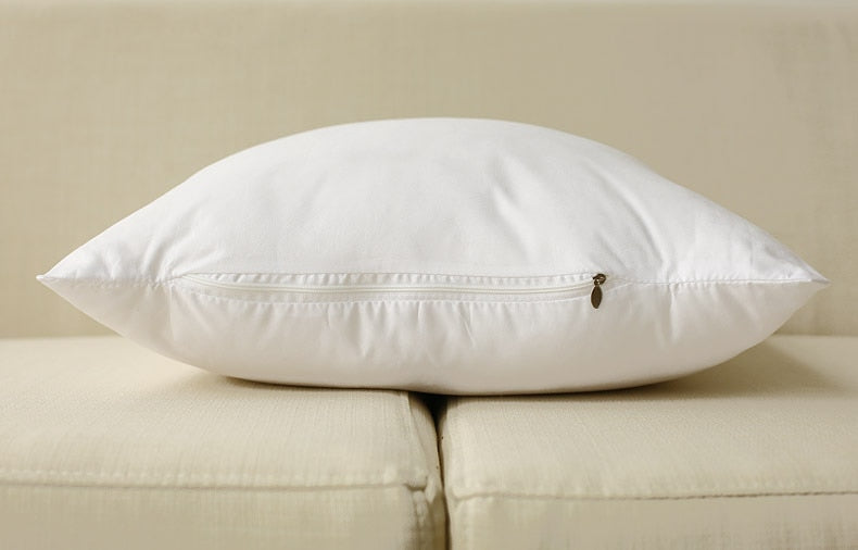 Classic Solid Pure Cushion Core For Our Pillow Covers - Unique Cat Gifts