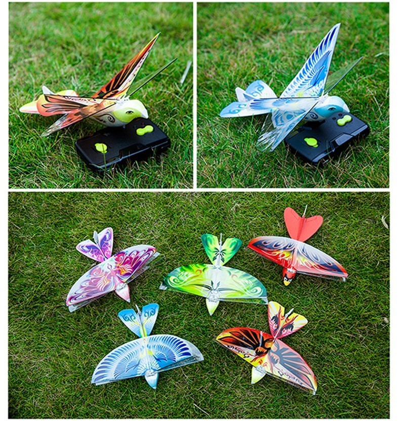 Flappy Wing Flying Remote Control Drone Bird - Unique Cat Gifts