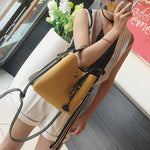 Load image into Gallery viewer, E2410 New 2019 design fashion women casual PU leather handbags