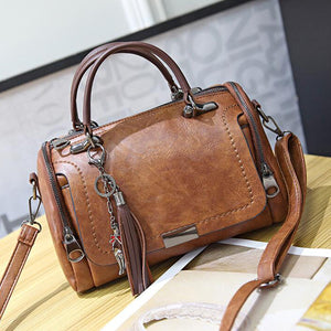 E2967 High Quality PU Leather fashion women tote bags for lady