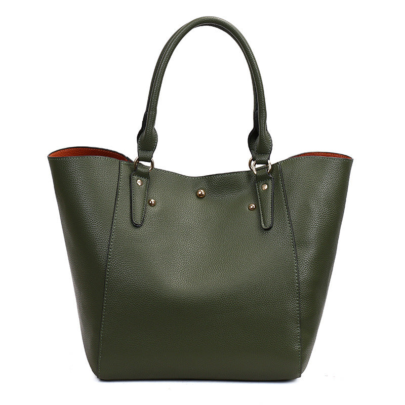 E2387 Fashion classical branded leather women ladies bags handbags