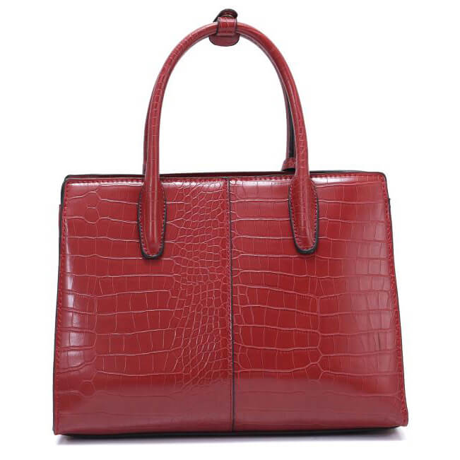 E3285 fashion lady handbag with pu leather strap shoulder bag 2019