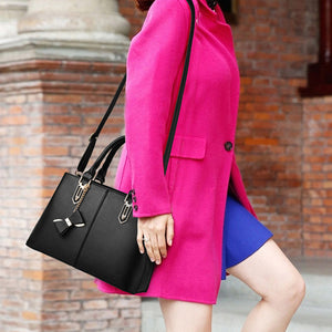 CB335 Cheap wholesale fashion sac a main de lux chinese purses pink handbag with bow