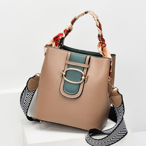 CB223 New unique design trendy ladies bucket shoulder bag fashion luxury designer handbags