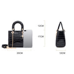 Load image into Gallery viewer, CB240 New cheap fashion pu leather designer handbags famous brands women