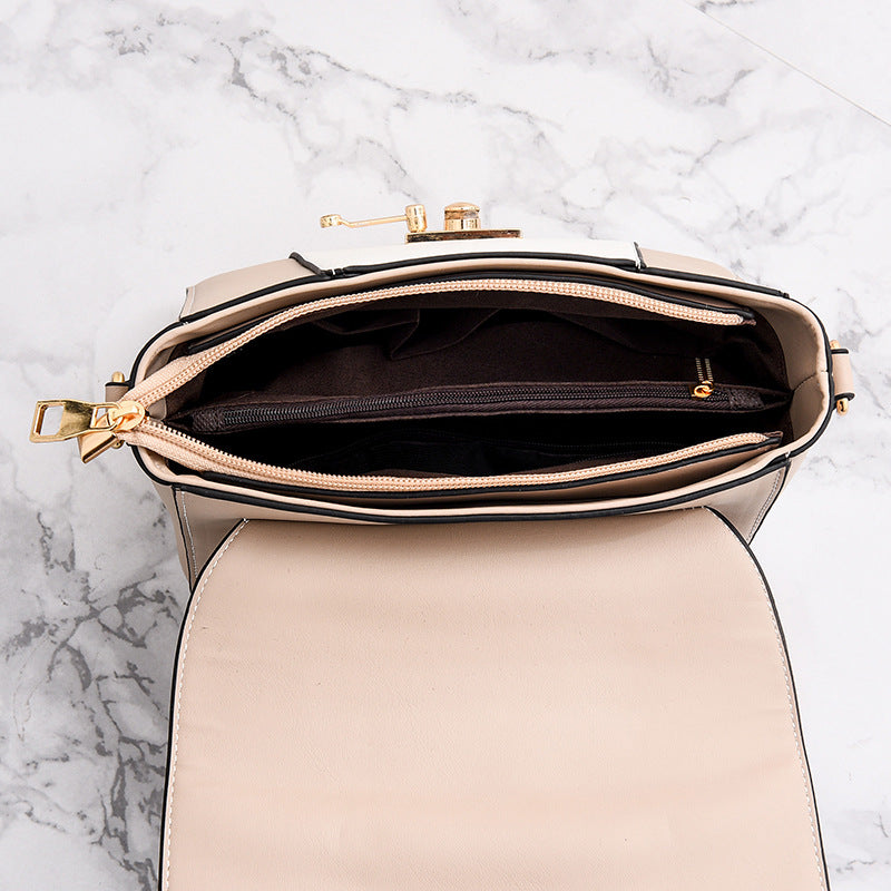 CB241 Wholesale trending pu leather elegant casual bags women handbags