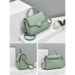 Load image into Gallery viewer, CB259 Fashion cheap ladies custom crossbody bag white handbags for women