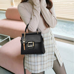 Load image into Gallery viewer, CB262 Ready to ship black pu sling bag women luxury handbag private label