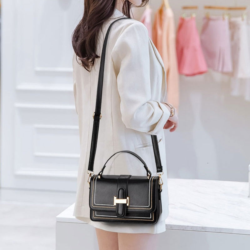 CB272 Fashion simple square shoulder bag small purses handbags for women 2020