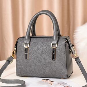 Cb277 Hot Selling Pu Leather 3d printing design women hand bags 2020 fall handbags