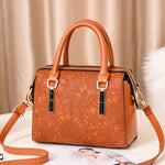 Load image into Gallery viewer, Cb277 Hot Selling Pu Leather 3d printing design women hand bags 2020 fall handbags