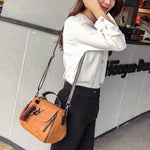Load image into Gallery viewer, Cb280 Wholesale high quality Woman vintage leather bag branded handbags