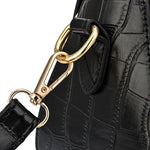 Load image into Gallery viewer, CB283 Fashion crocodile pattern PU leather shoulder sling bag