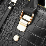 Load image into Gallery viewer, CB286 2020 New Arrival crocodile ladies shoulder hand bags