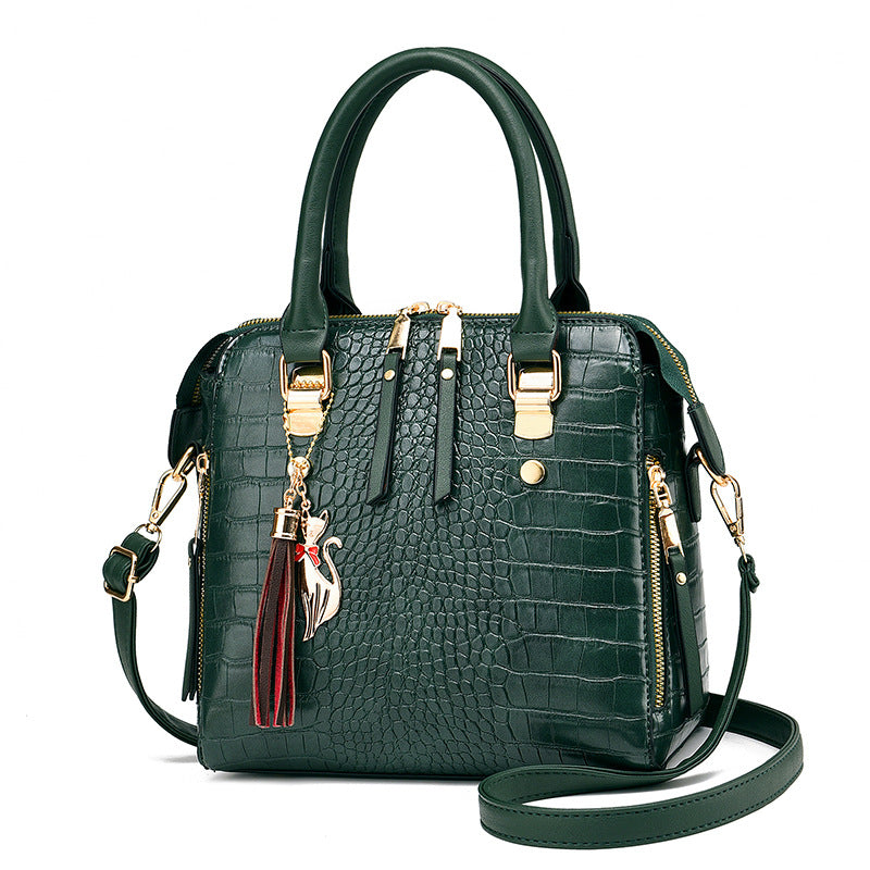 CB286 2020 New Arrival crocodile ladies shoulder hand bags