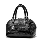 Load image into Gallery viewer, CB289 Luxury designer snake print tote bag shoulder bag