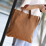 Load image into Gallery viewer, CG016 Custom logo vintage casual women canvas crossbody bag shoulder