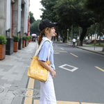 Load image into Gallery viewer, CG028 Korean student college women custom messenger bag canvas