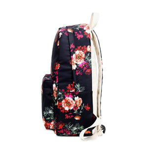 CVB002 Custom print waterproof student 3 in 1 set backpack and lunch bag for school