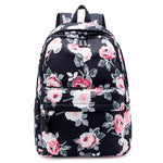 Load image into Gallery viewer, CVB014 Online shopping canvas 3 in 1 back pack set backpack and insulated lunch bag for school