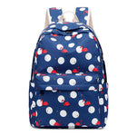 Load image into Gallery viewer, CVB021 Wholesale Dot design 2020 school bag sets girl backpacks with lunch bags
