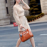 Load image into Gallery viewer, E2955 Newest Guangzhou Manufacture elegance lady handbags brand famous tote bags