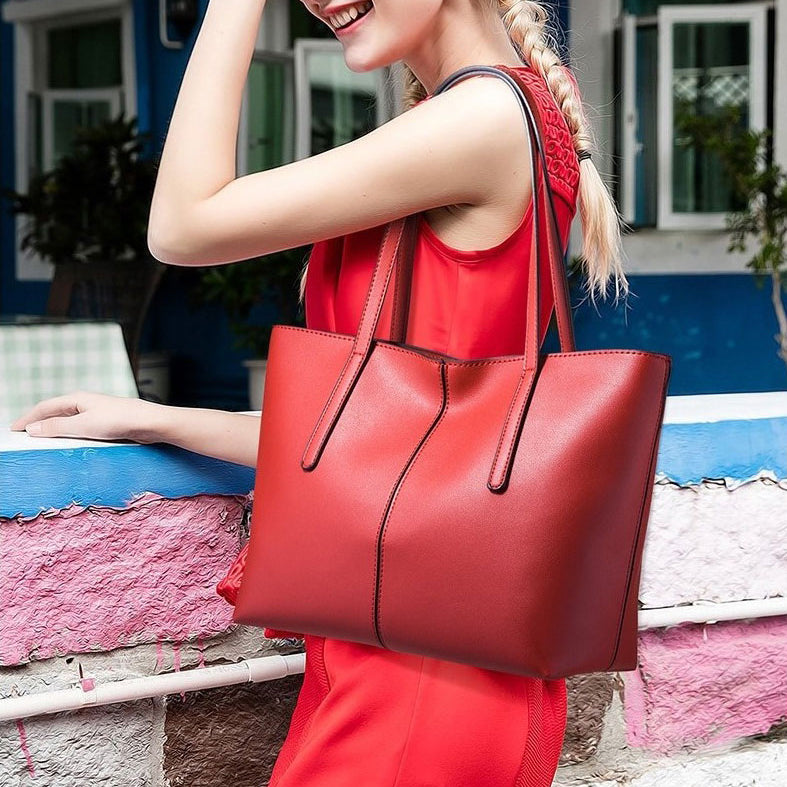 E3097 Large Tote Bags For Women Christmas New Style Fashion Women Handbags