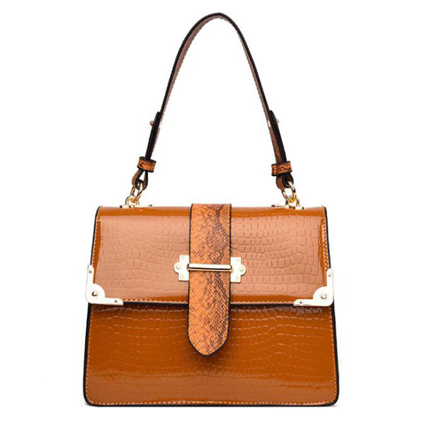 E3227 2019 new design mini Alligator PU Leather crossbody shoulder bags handbags women