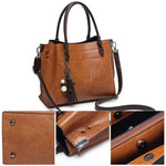 Load image into Gallery viewer, E3333 Online shopping new vintage design hand bags pu leather handbags for women 2020