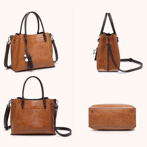 E3333 Online shopping new vintage design hand bags pu leather handbags for women 2020
