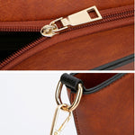 Load image into Gallery viewer, E3360 New PU leather high quality novelty design women office handbags