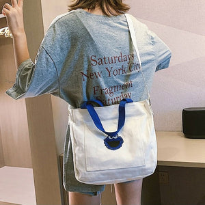 E3368 Hot sale chinese manufacturer sell grocery cotton tote bag custom print shopping bag