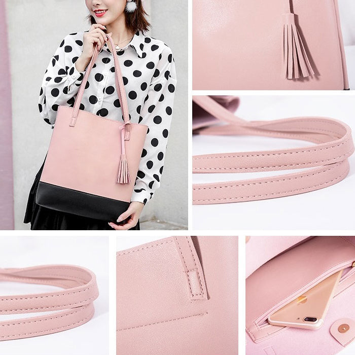 E3372 New design simple fashion ladies elegance creative handbag